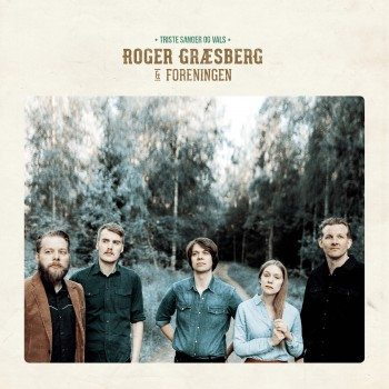 RogerGræsberg_TristeSanger_Frontcover